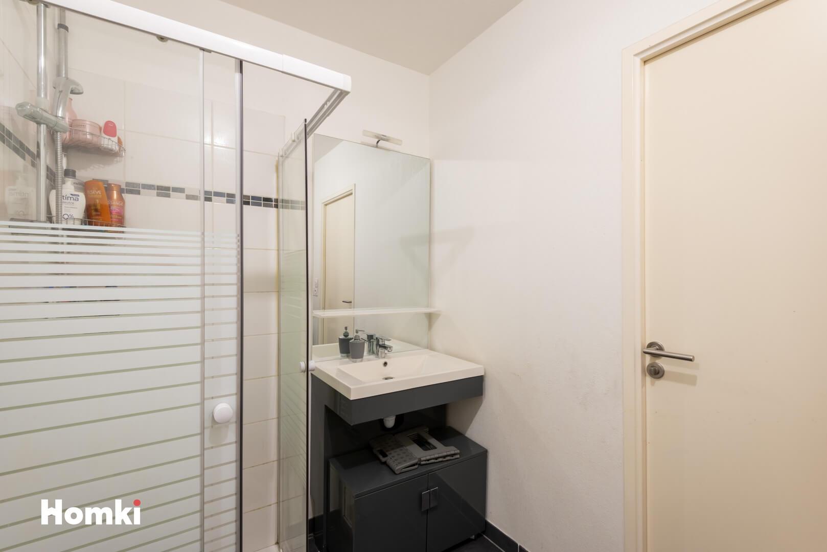 Homki - Vente appartement  de 57.1 m² à Marseille 13003