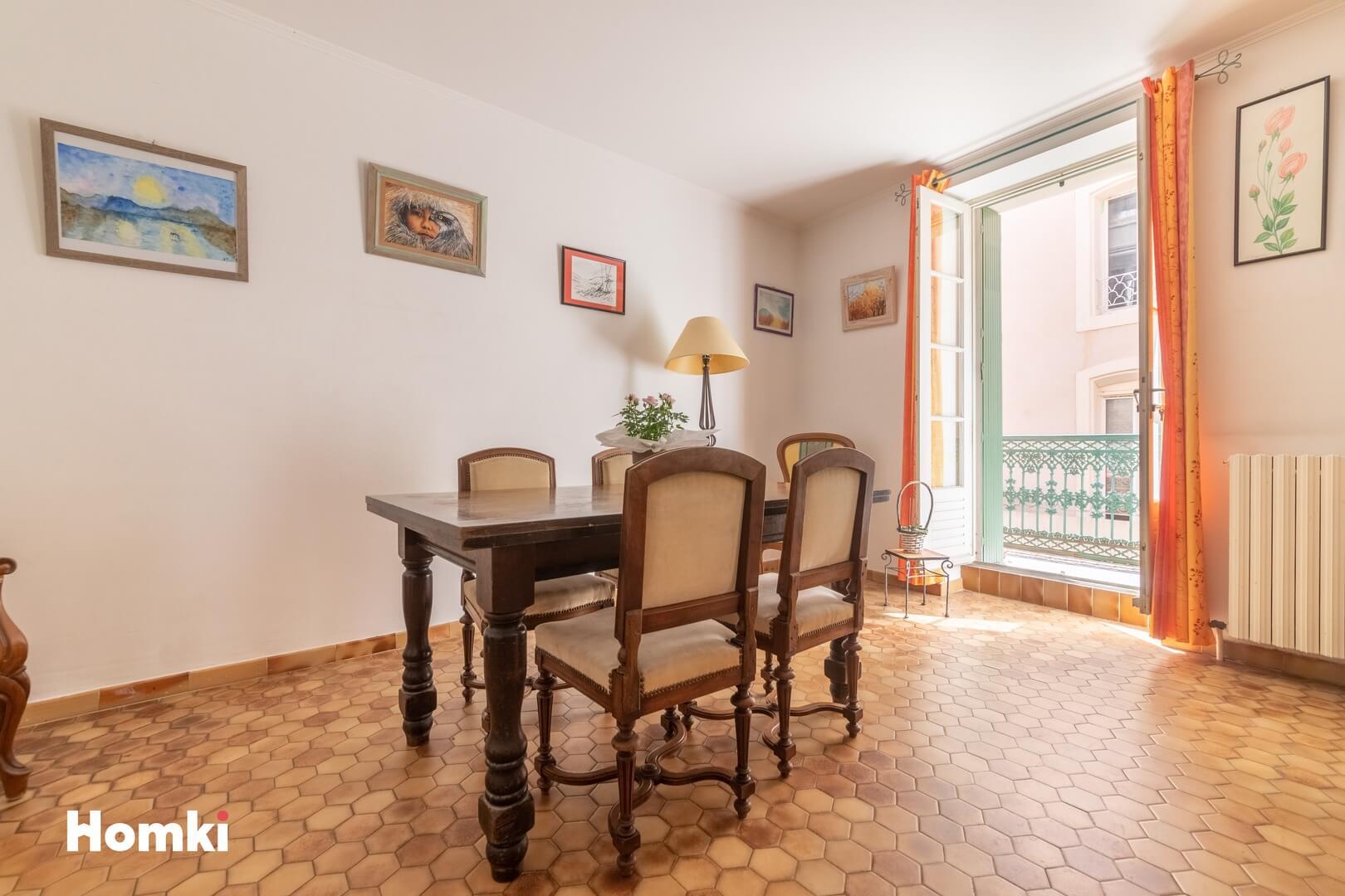 Homki - Vente appartement  de 200.0 m² à Orange 84100