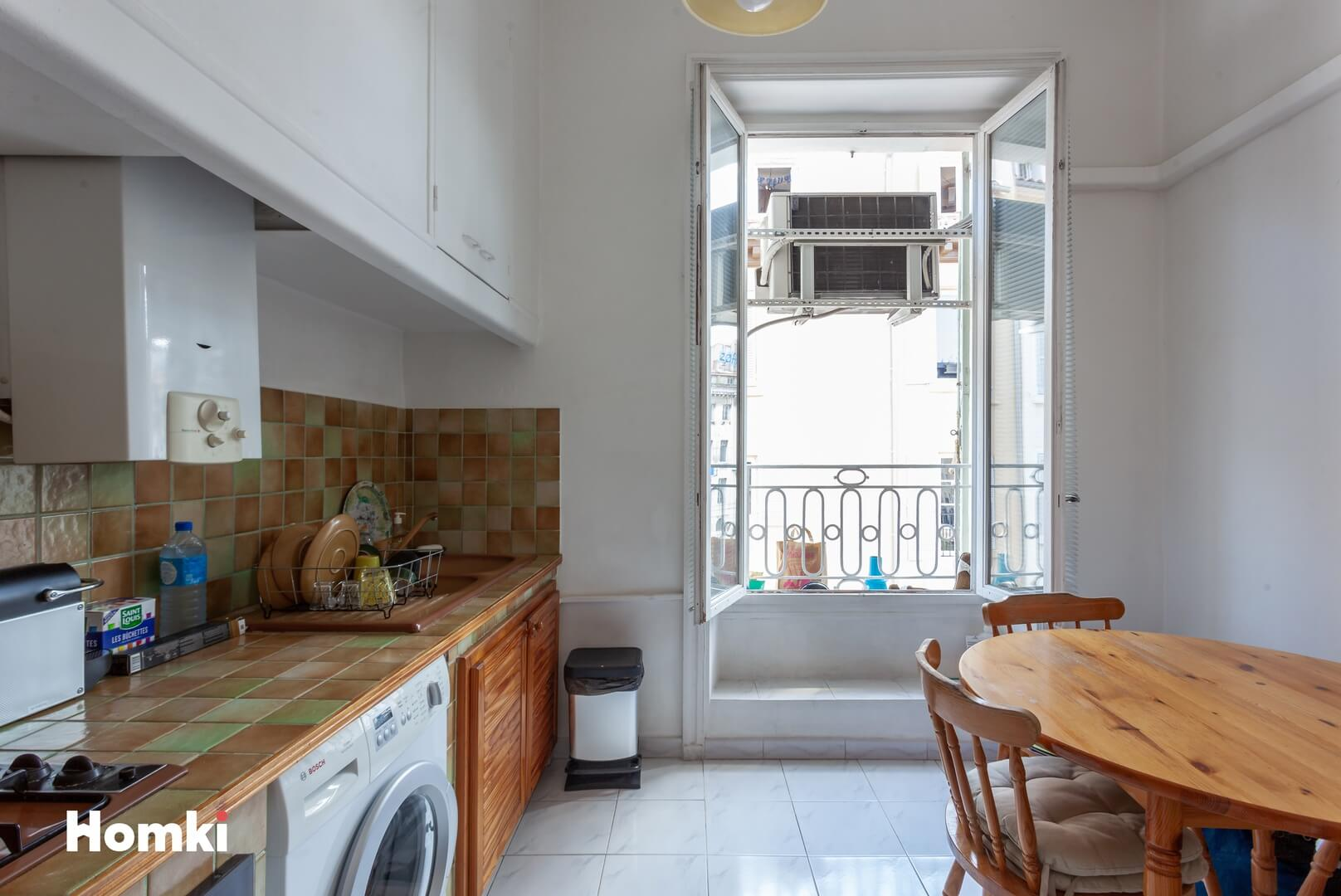 Homki - Vente Appartement  de 50.0 m² à Marseille 13001