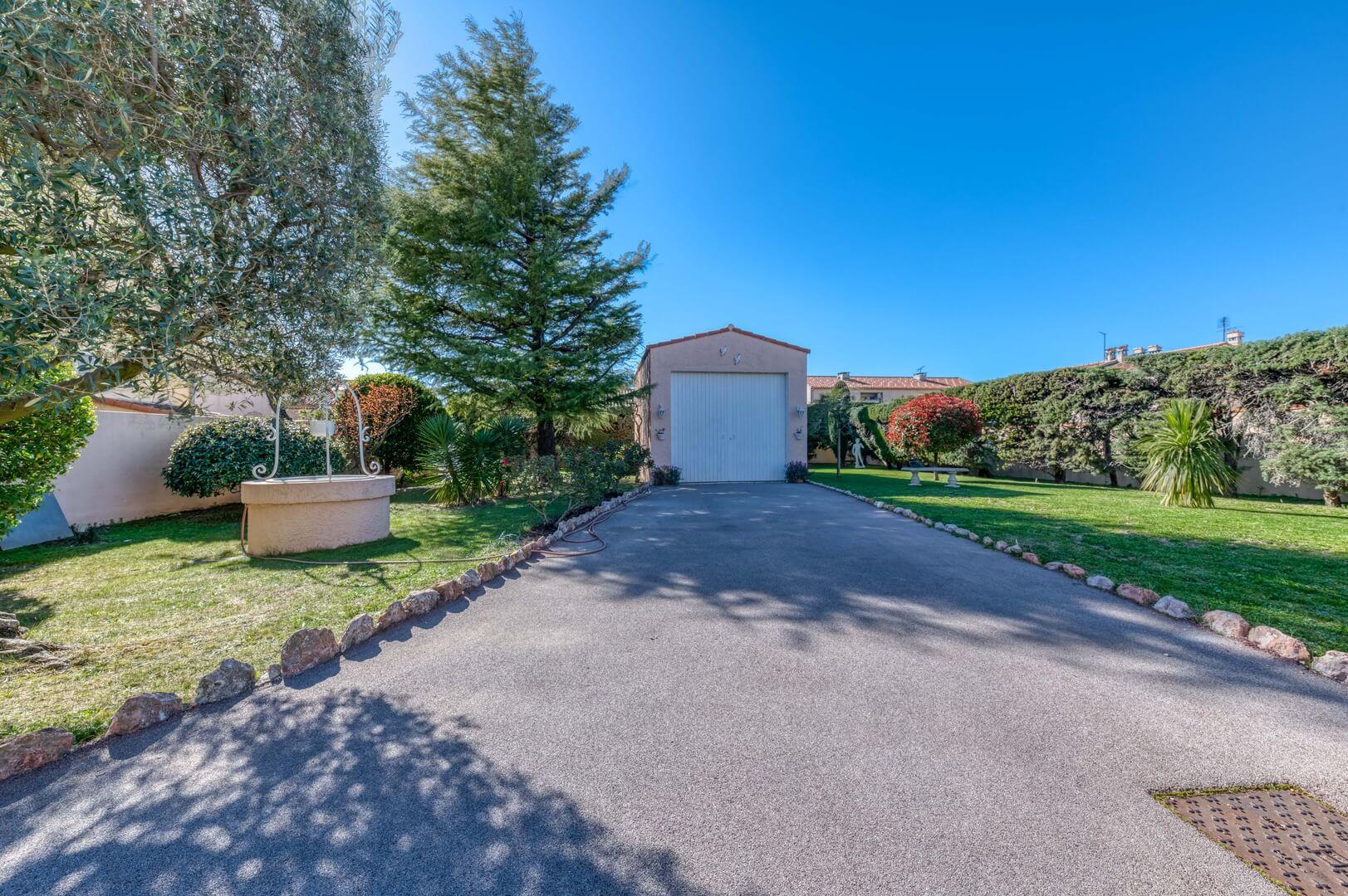 Homki - Vente Terrain  de 510.0 m² à Marignane 13700