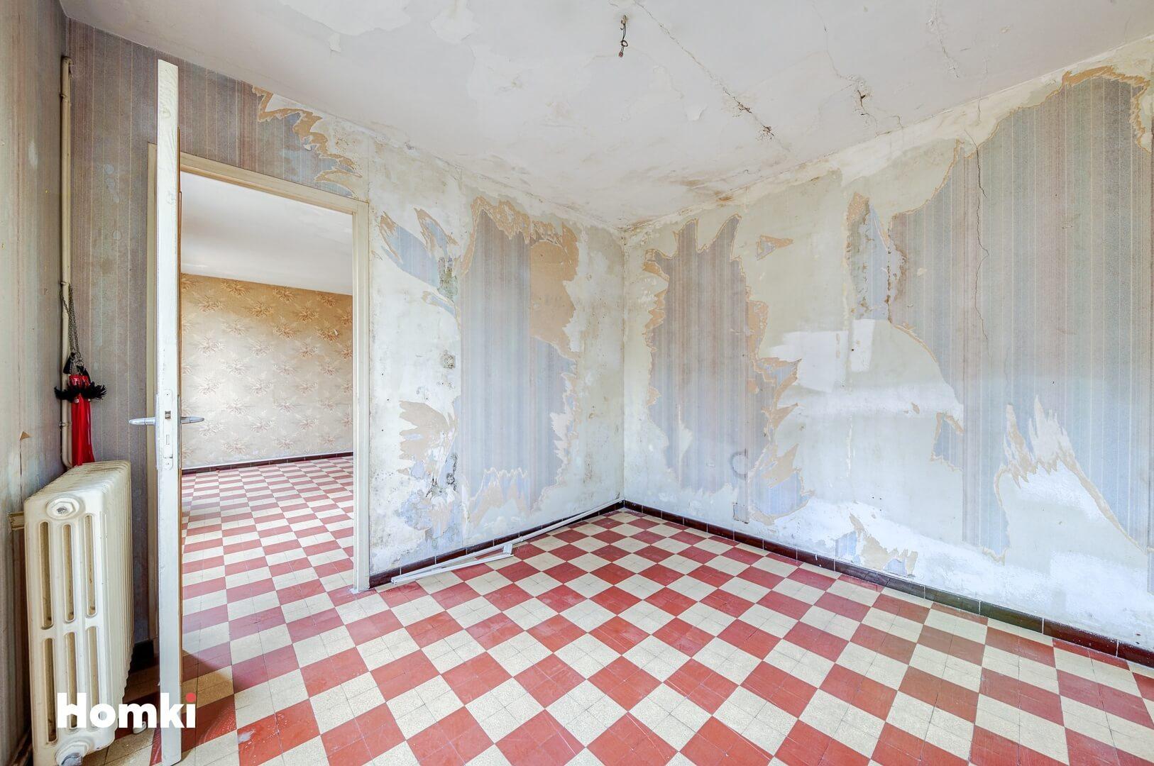 Homki - Vente Appartement  de 46.0 m² à Marseille 13009