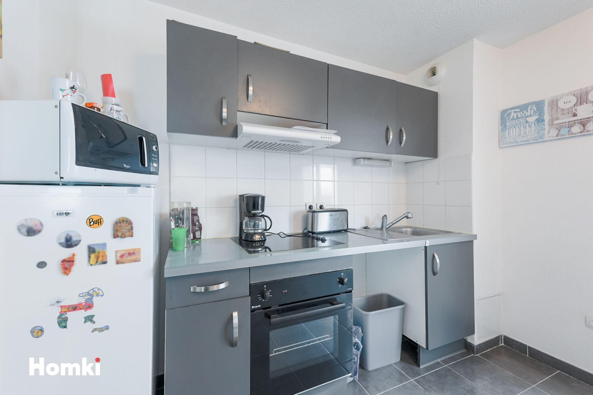Homki - Vente Appartement  de 50.0 m² à Narbonne 11100