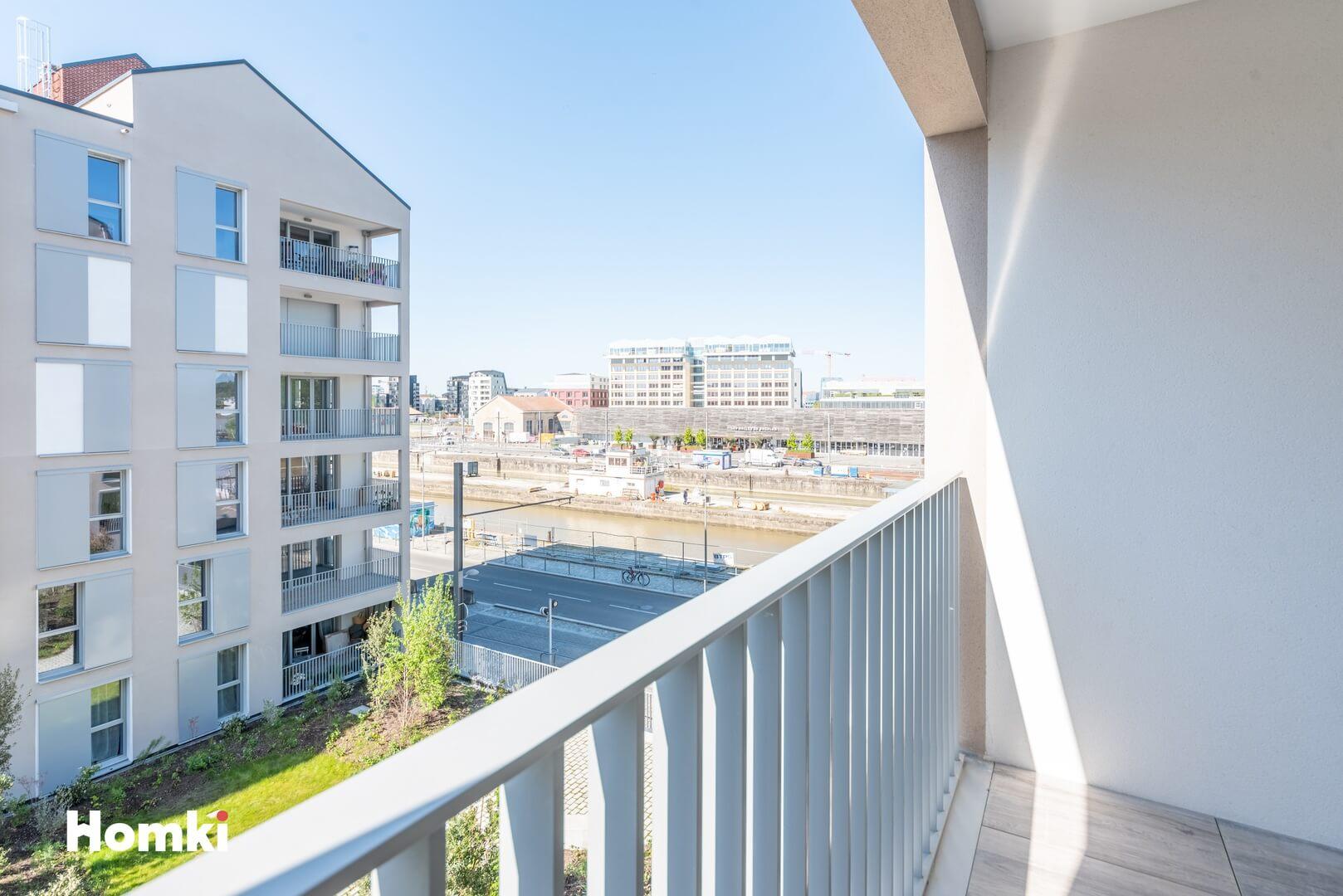 Homki - Vente Appartement  de 39.0 m² à Bordeaux 33300