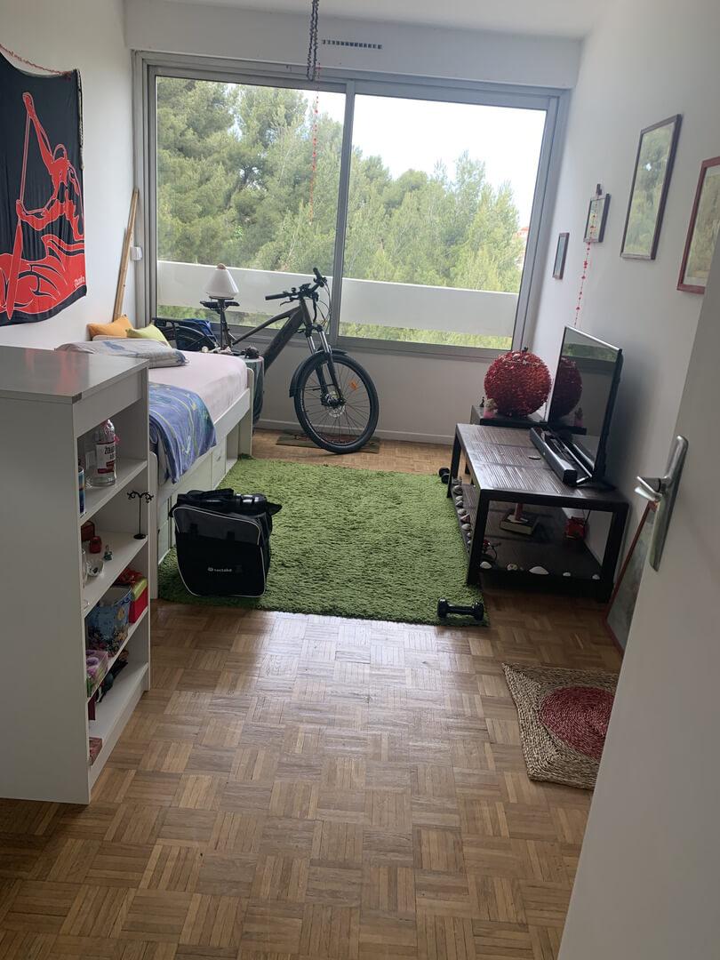 Homki - Vente Appartement  de 18.0 m² à Marseille 13008