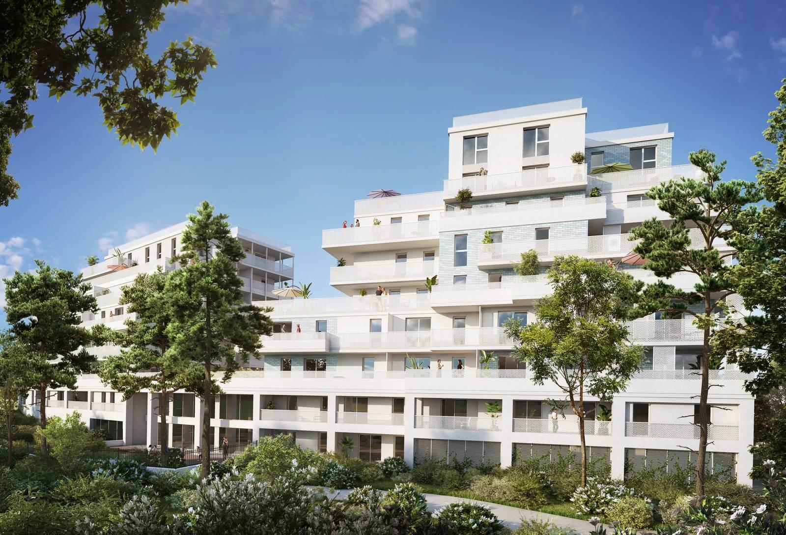 Homki - Vente Appartement  de 63.0 m² à Marseille 13010